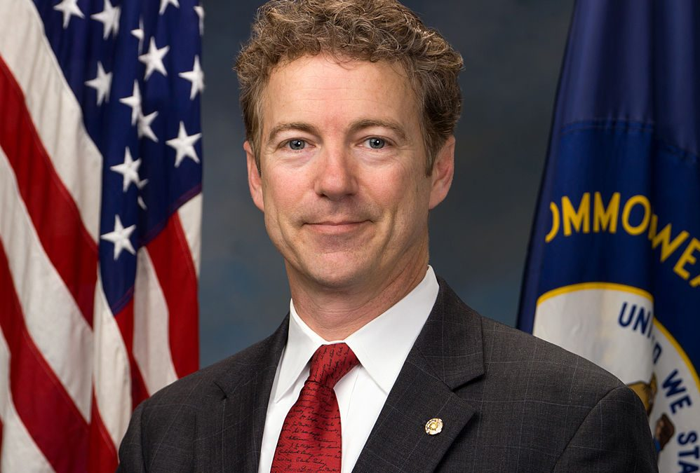 Rand Paul Wants To Cut Taxes For Everyone