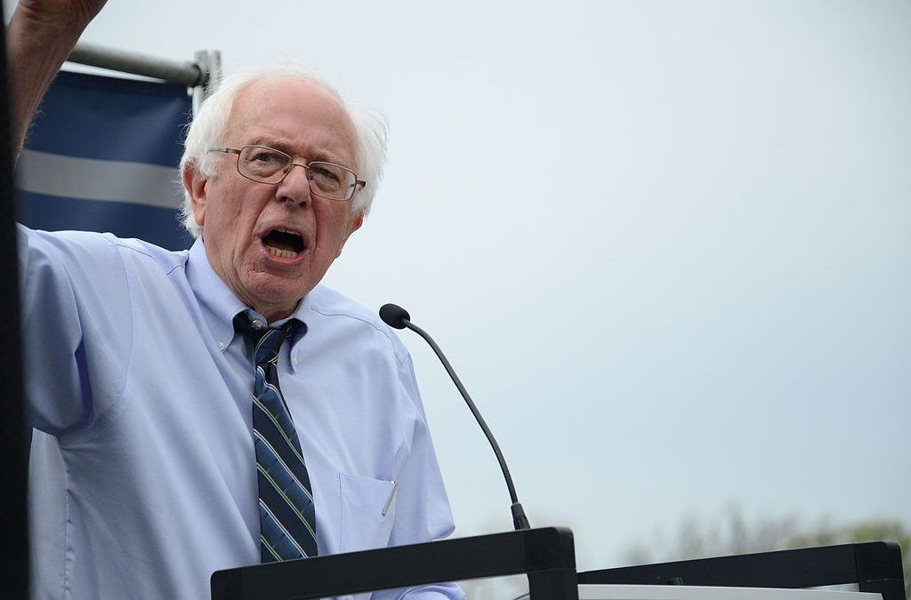 Bernie Announces New Tax Plan