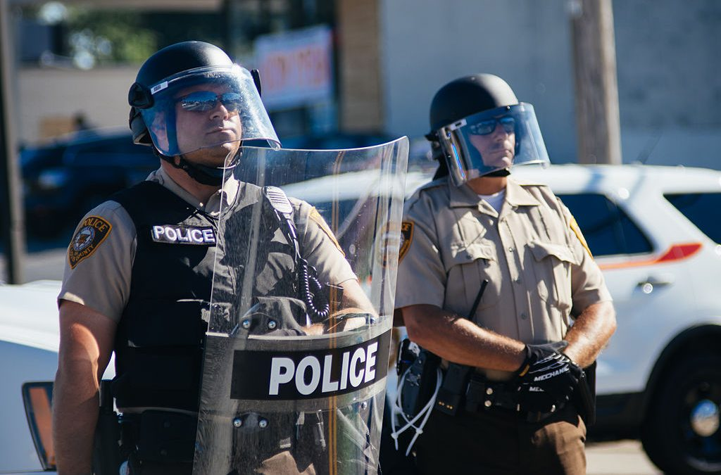 Virginia Takes Steps to Demilitarize Police