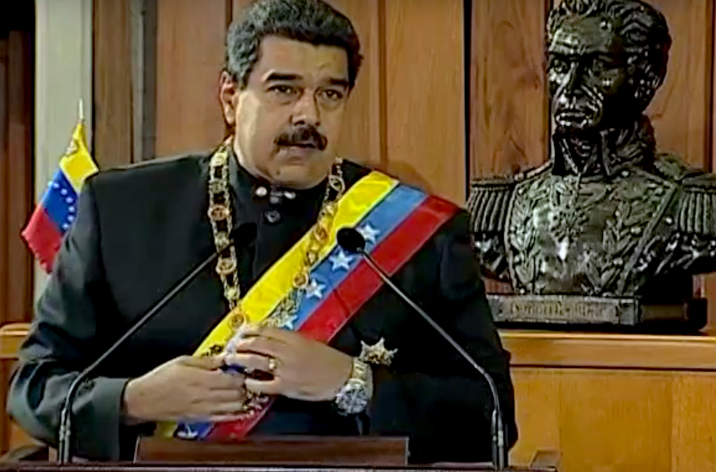 Venezuela Can Blame Socialism for its Collapse