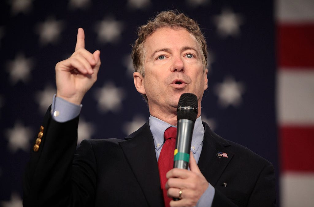 DC Mob Threatens Rand Paul, Who Backs Legislation to Ban No-Knock Warrants