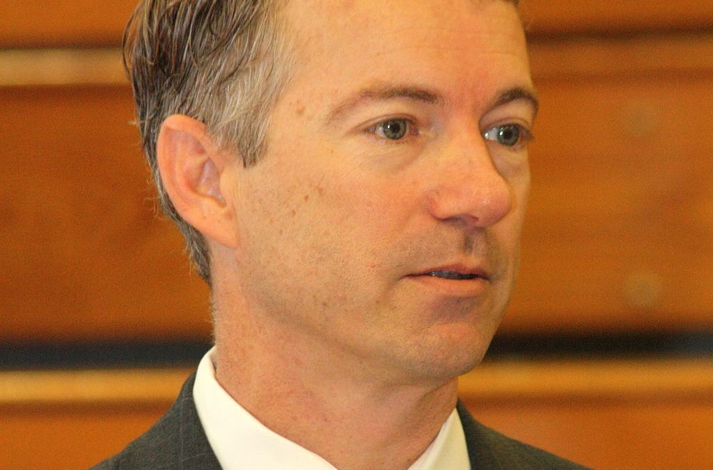 Rand Has A Plan, To Avoid Government Shutdowns