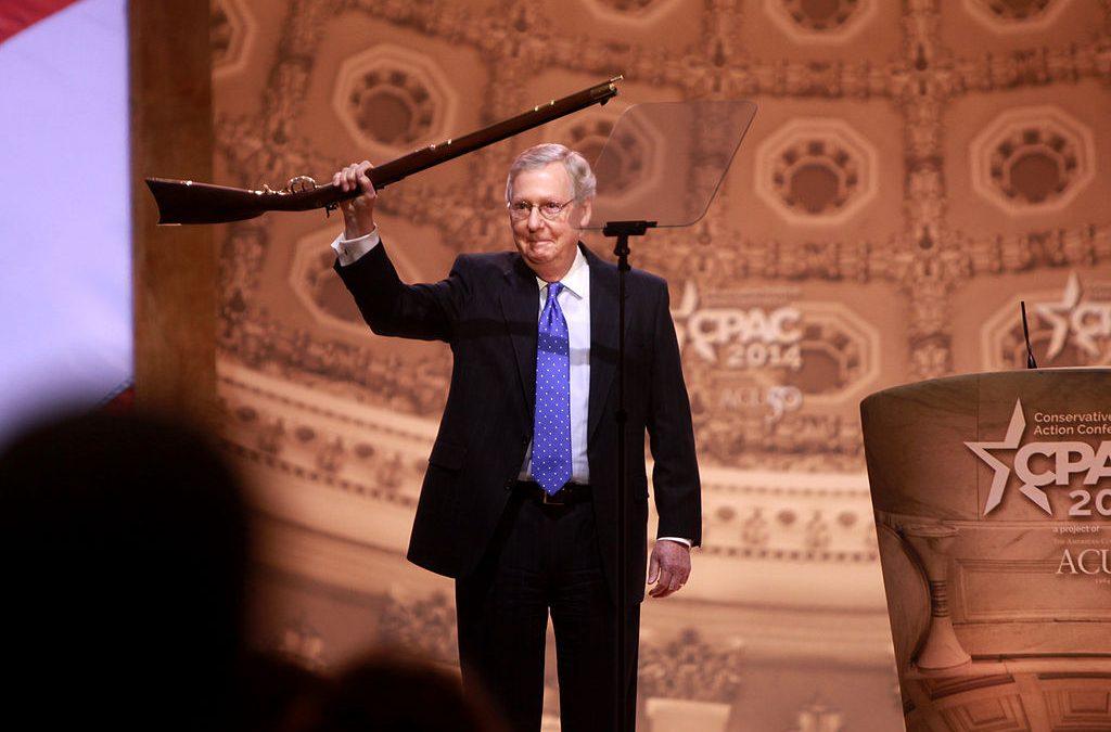 Gun Rights Were Destroyed In New Bill