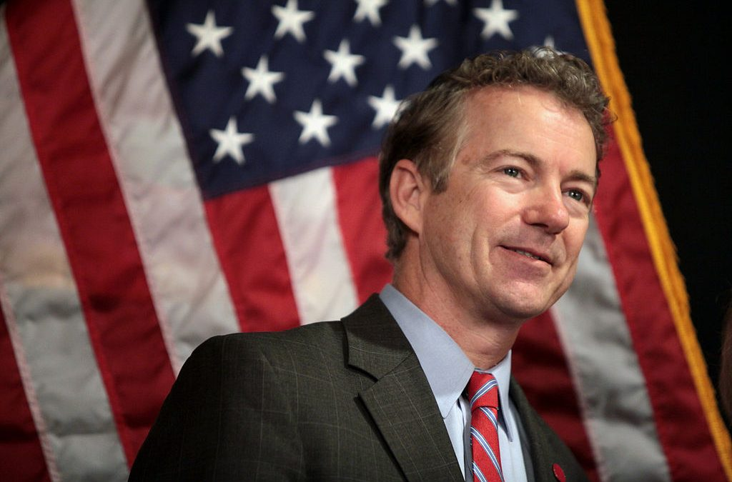 Rand Paul Returns To Senate