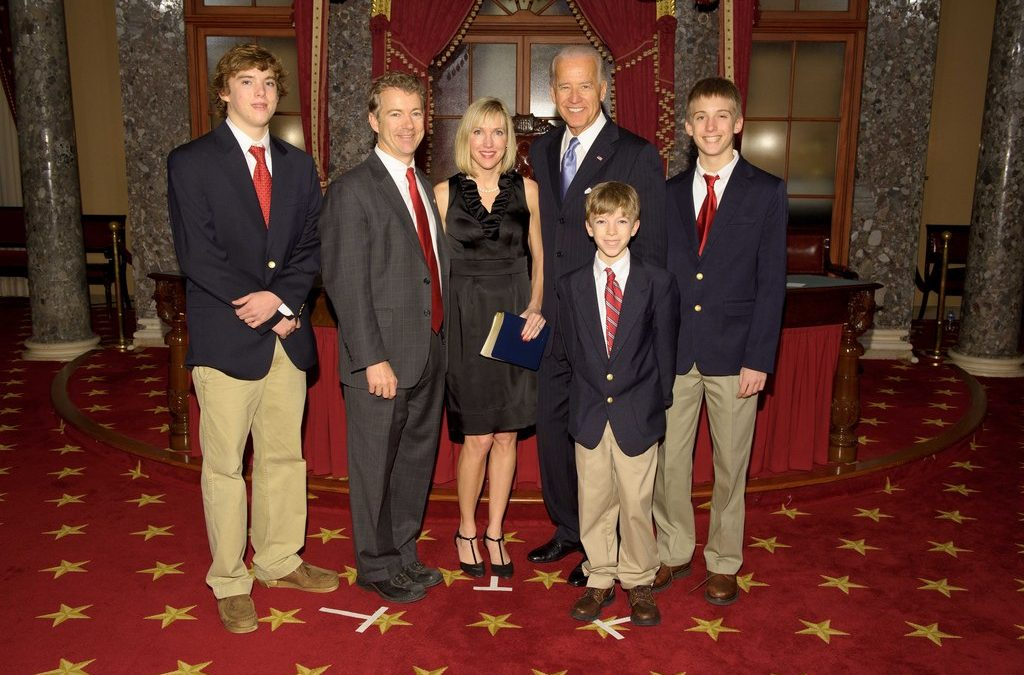 Rand Paul's Wife Describes The Attack, In Her Own Words
