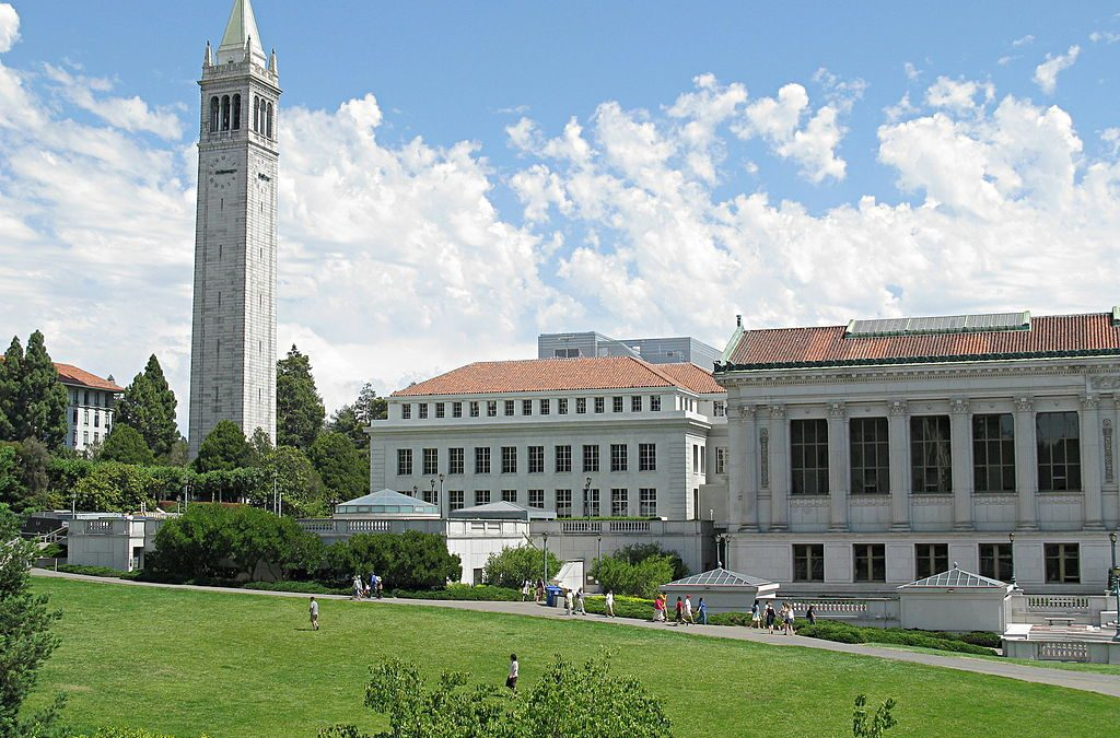 Libertarian Student Group Sues UC Berkeley