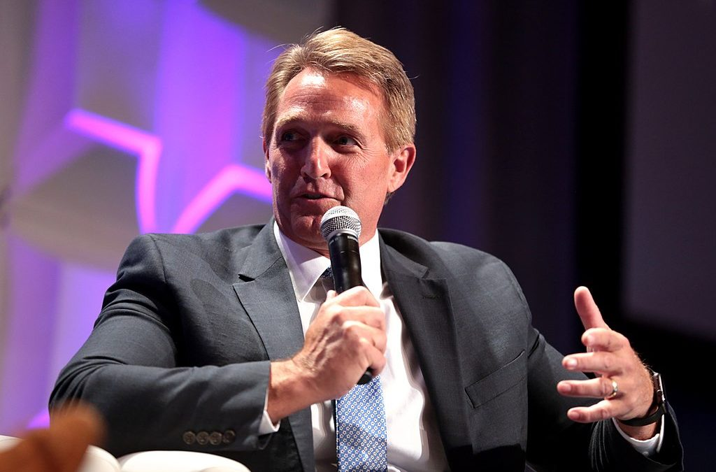 Senator Flake Failed Victims Of Communism By Comparing Trump To Stalin