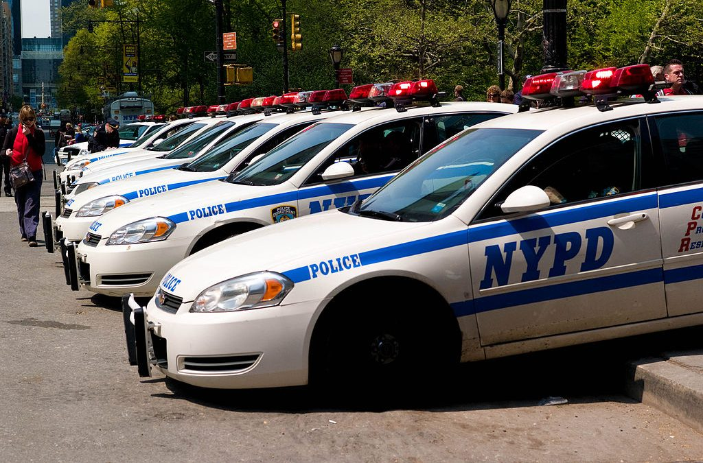 NYPD Brags About Big Marijuana Bust That Wasn't Marijuana