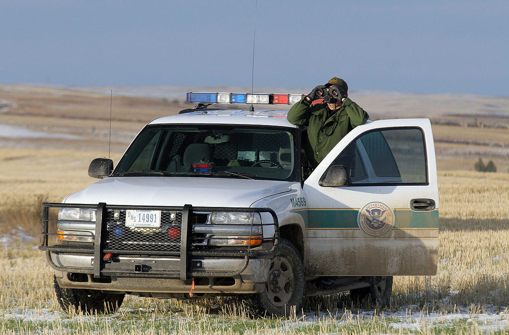 Border Patrol Agent Commits Serious Abuse Of Power