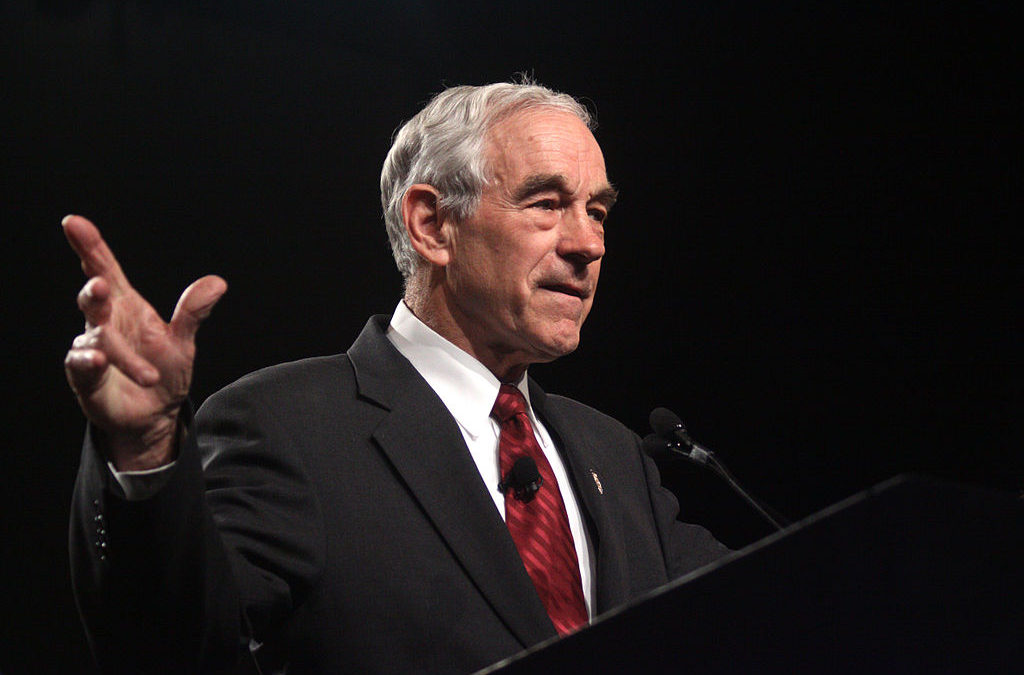 Ron Paul Identifies Major First Amendment Battle
