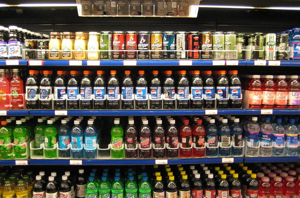 Baltimore Bans Kids From Ordering Soda