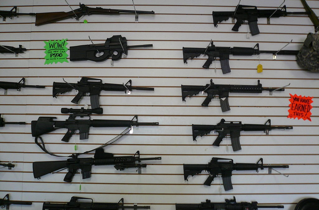 Washington State Severely Restricts Guns Sales