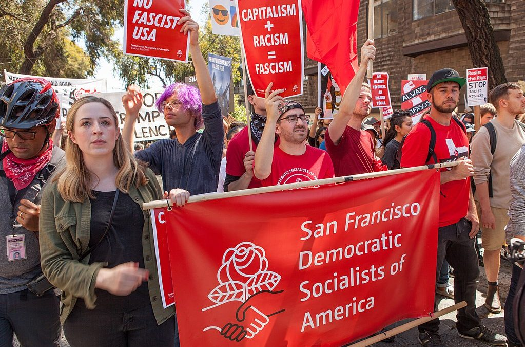 Dems Prefer Socialism Over Capitalism