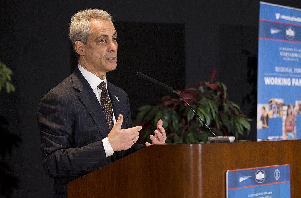 Failed Liberal Mayor Won't Seek Re-Election