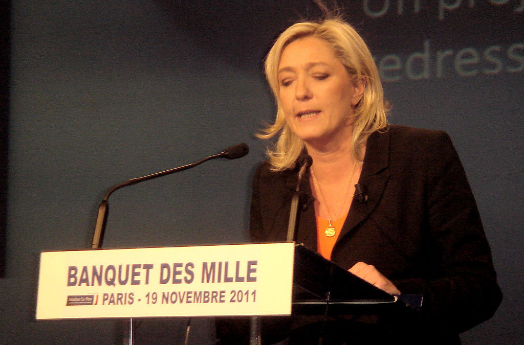 France Is On The Attack Against Free Speech