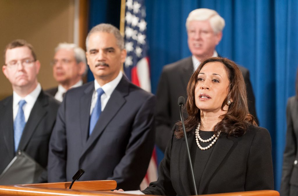Kamala Harris Promises to Disarm 'Hate'