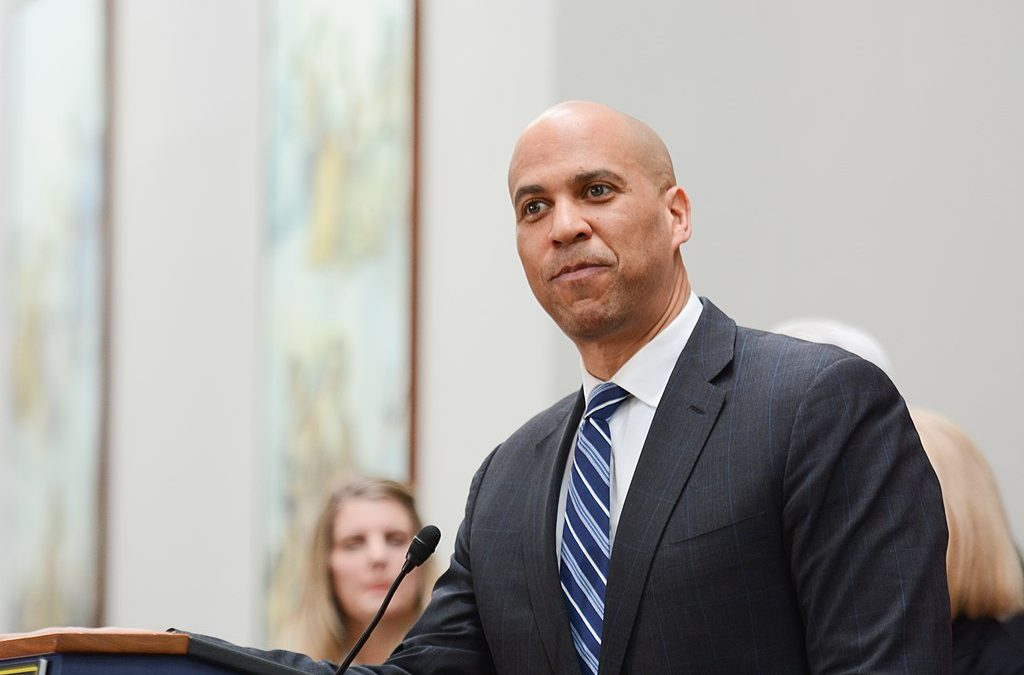 Cory Booker Wants to Demolish Second Amendment