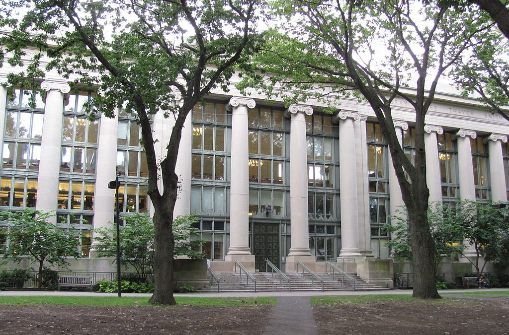 Harvard Demotes Professor for Representing Harvey Weinstein