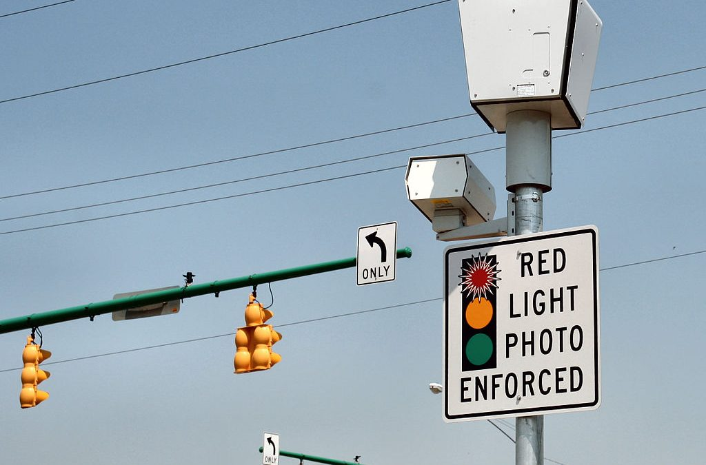 Texas Looks to Ban Red Light Cameras