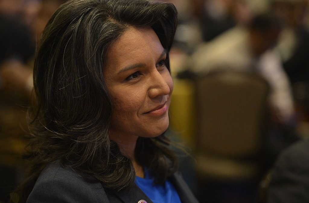Tulsi Gabbard Reminds Everyone Kamala Harris was a Dirty Prosecutor