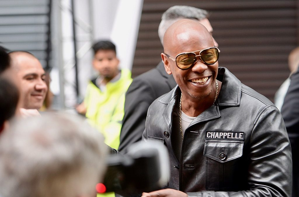 Comedian Dave Chappelle is on a Crusade for Free Speech