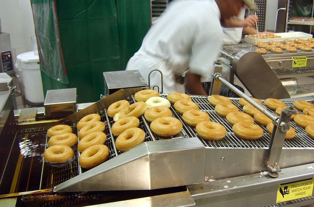 Krispy Kreme Punishes Young Entrepreneur