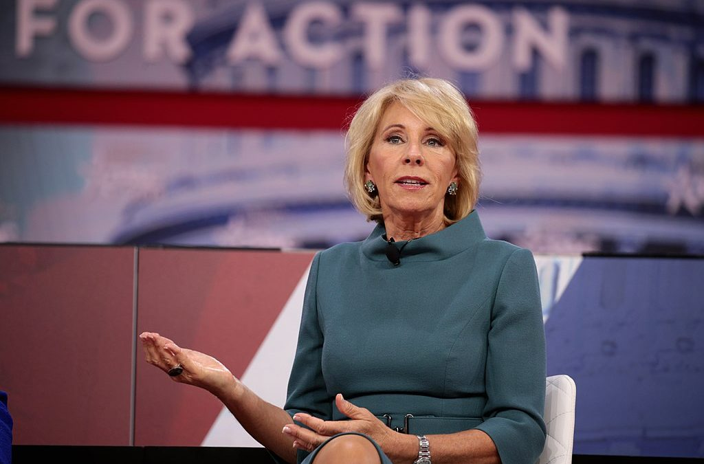ACLU Lawsuit Challenges DeVos Effort to Strengthen Rights of the Accused