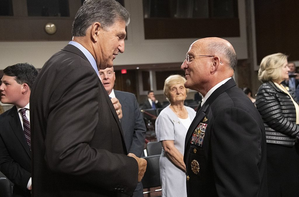 Manchin Vows Not to End Filibuster