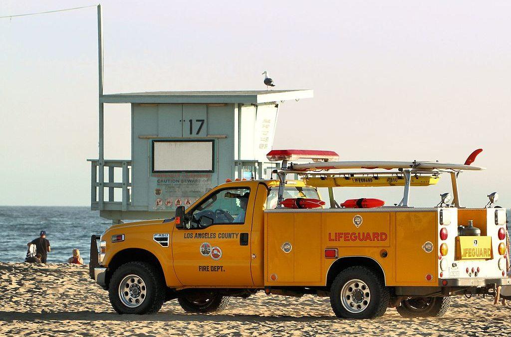 L.A.'s Six-Figure Lifeguards