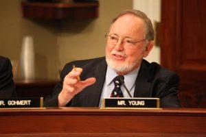 Alaska's Don Young Backs Bill to Protect Legal Marijuana Users Second Amendment Rights